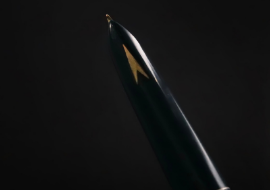 Vệ sinh bút máy đúng cách