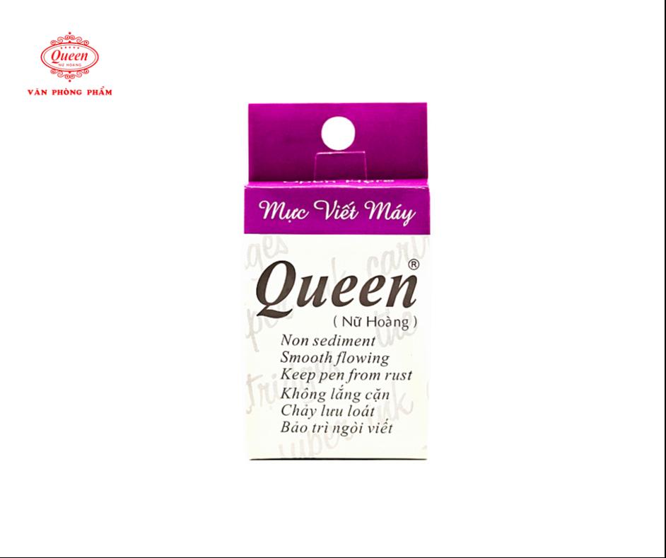 Ống mực viết máy Queen FIC034