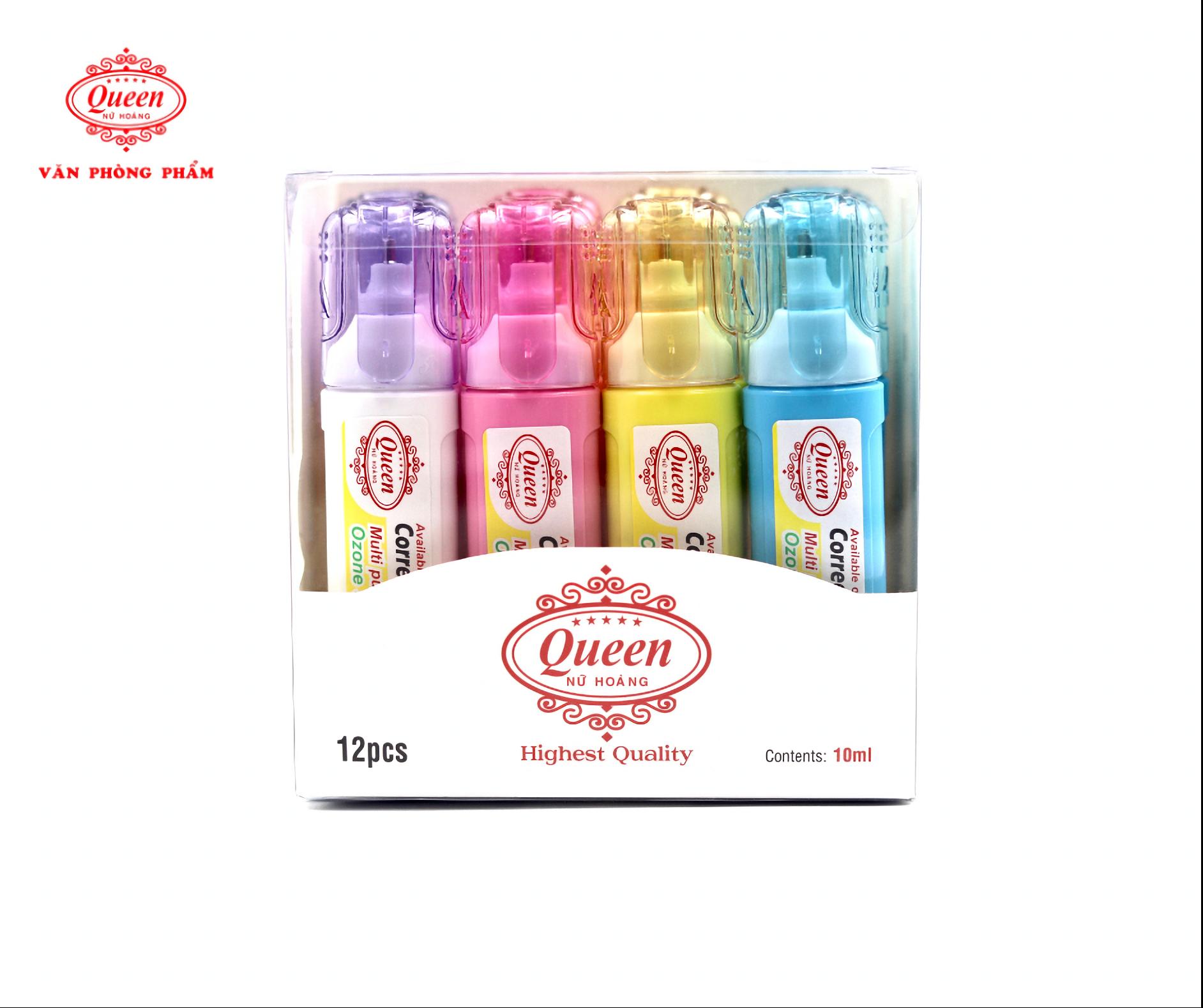 Bút xóa Queen CRP03